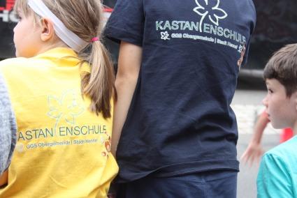 T-Shirts neu Förderverein 2019 Europalauf